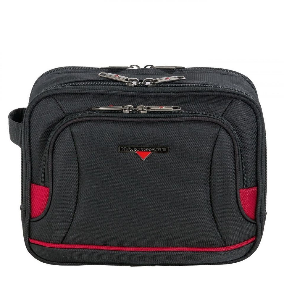 Hardware O-Zone Travel Kit 28 cm in black-red