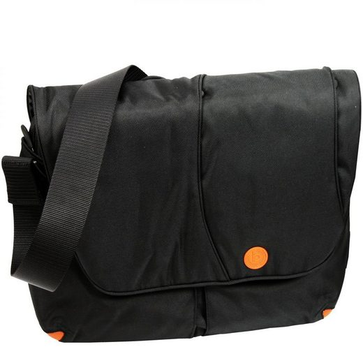 bugatti be orange Messenger 41 cm Laptopfach