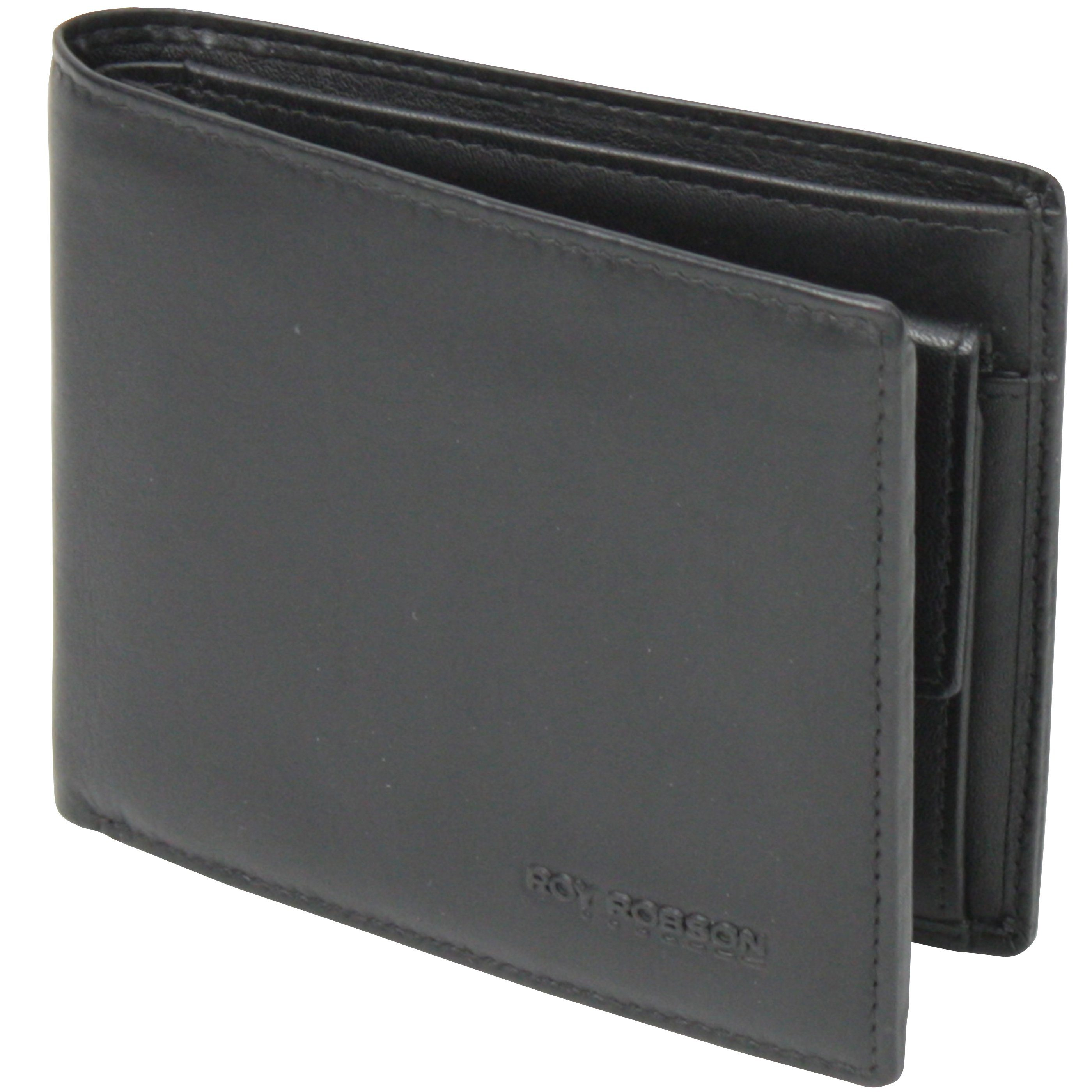 Roy Robson Enchant Geldbörse Leder 12 cm