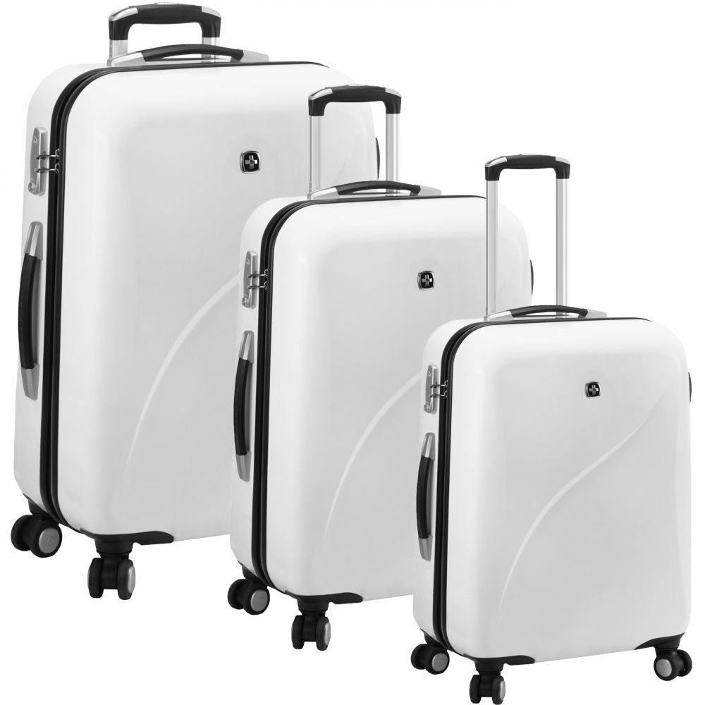 Wenger Luggage Reisegepäck 4-Rollen Kofferset Evo 3tlg.