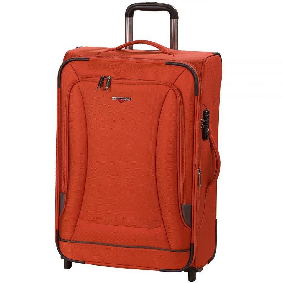 Hardware O-Zone Trolley 2-Rollen 65 cm in orange-grey