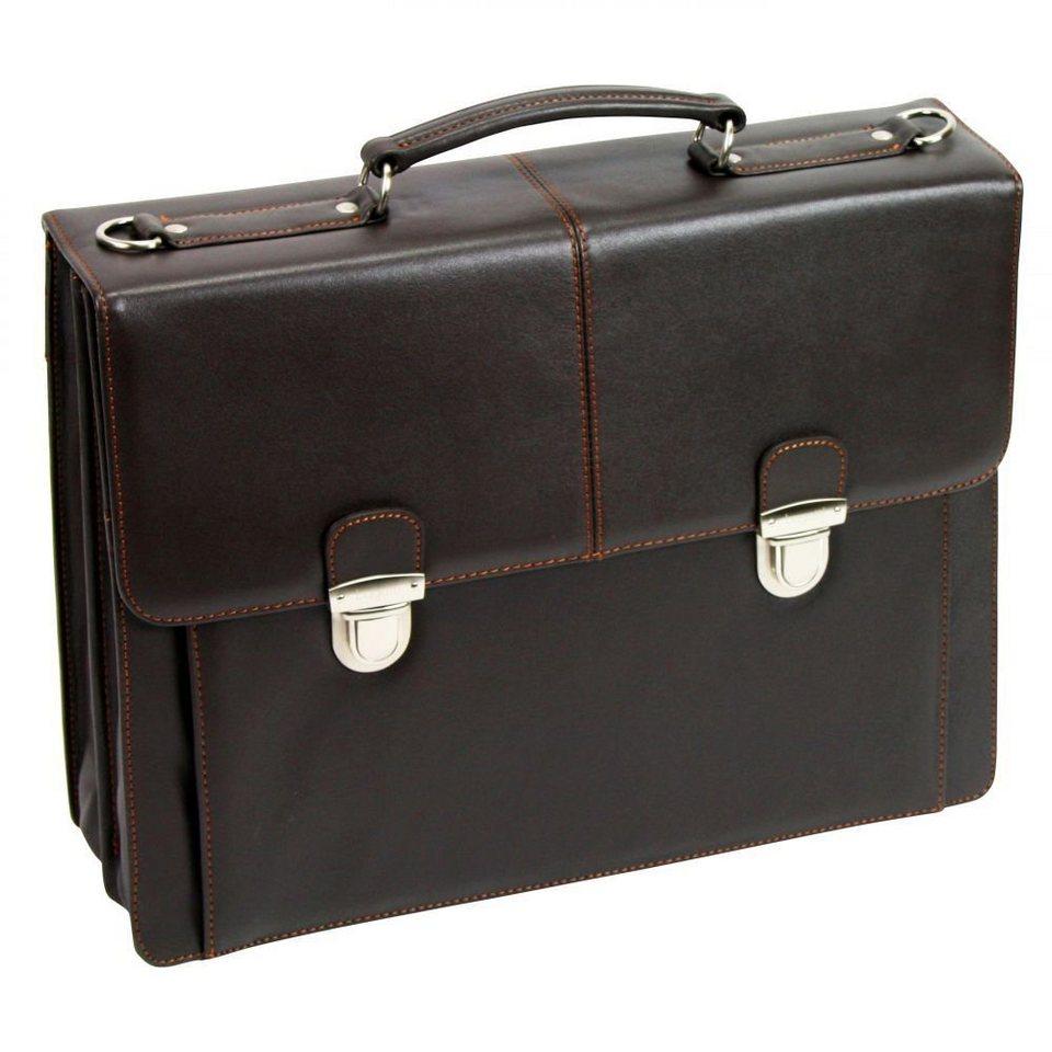 bugatti index aktentasche leder 43 cm kaufen otto. Black Bedroom Furniture Sets. Home Design Ideas