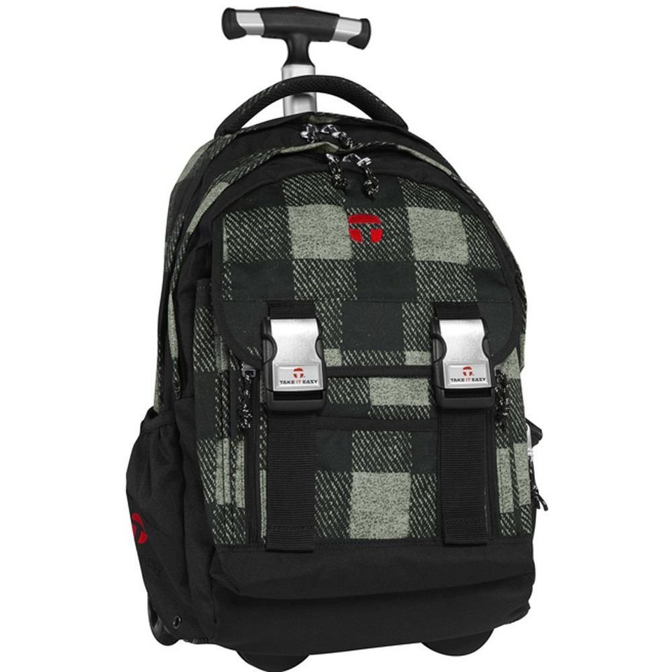 take it easy schulranzen schulrucksack trolley madrid 48 cm laptopfach online kaufen otto. Black Bedroom Furniture Sets. Home Design Ideas