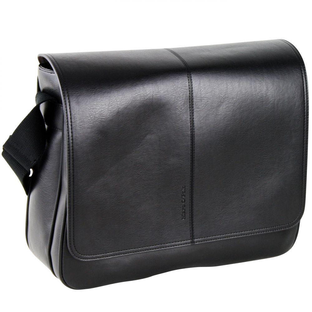 Marc O'Polo Samos Umhängetasche Messenger Postbag Leder 38,5 cm