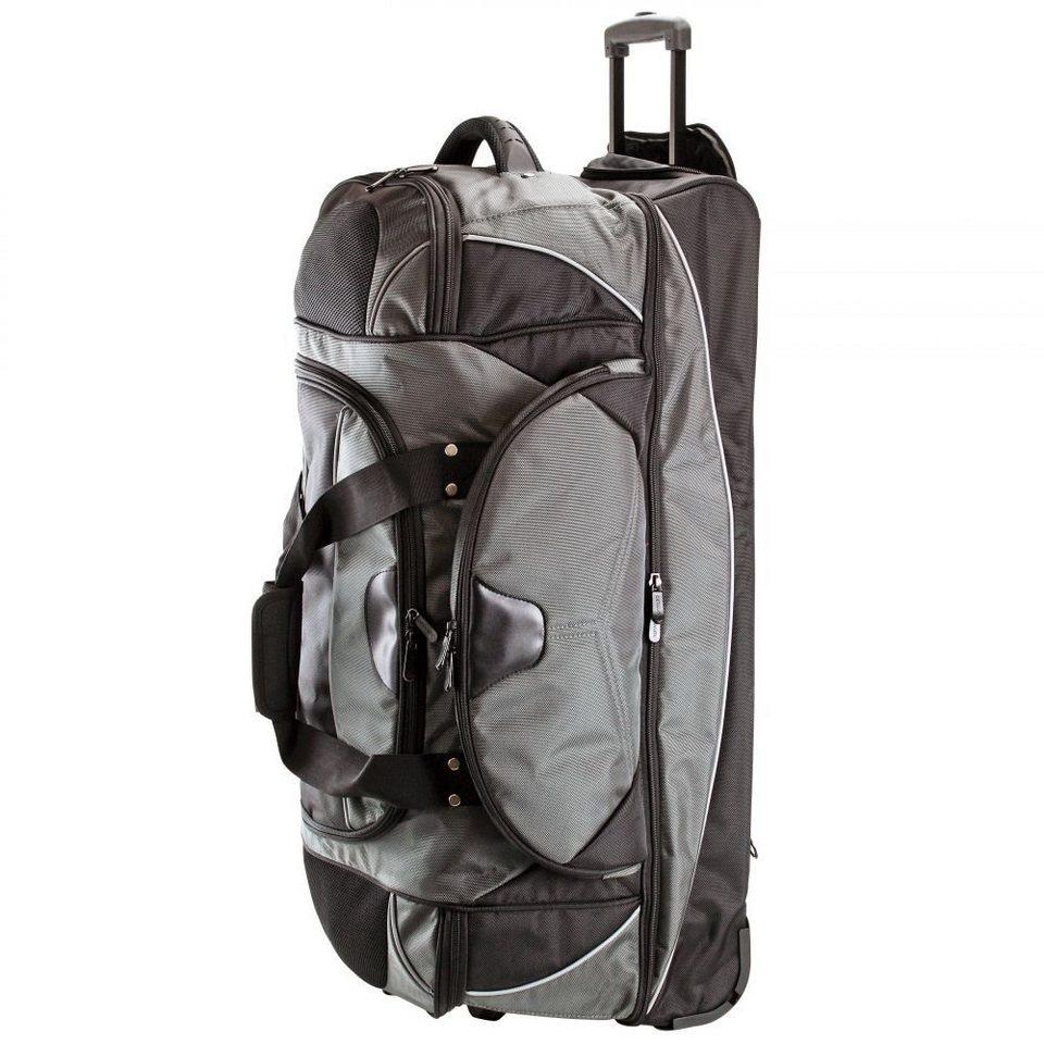 Dermata Rollenreisetasche 2-Rollen 82 cm in grau