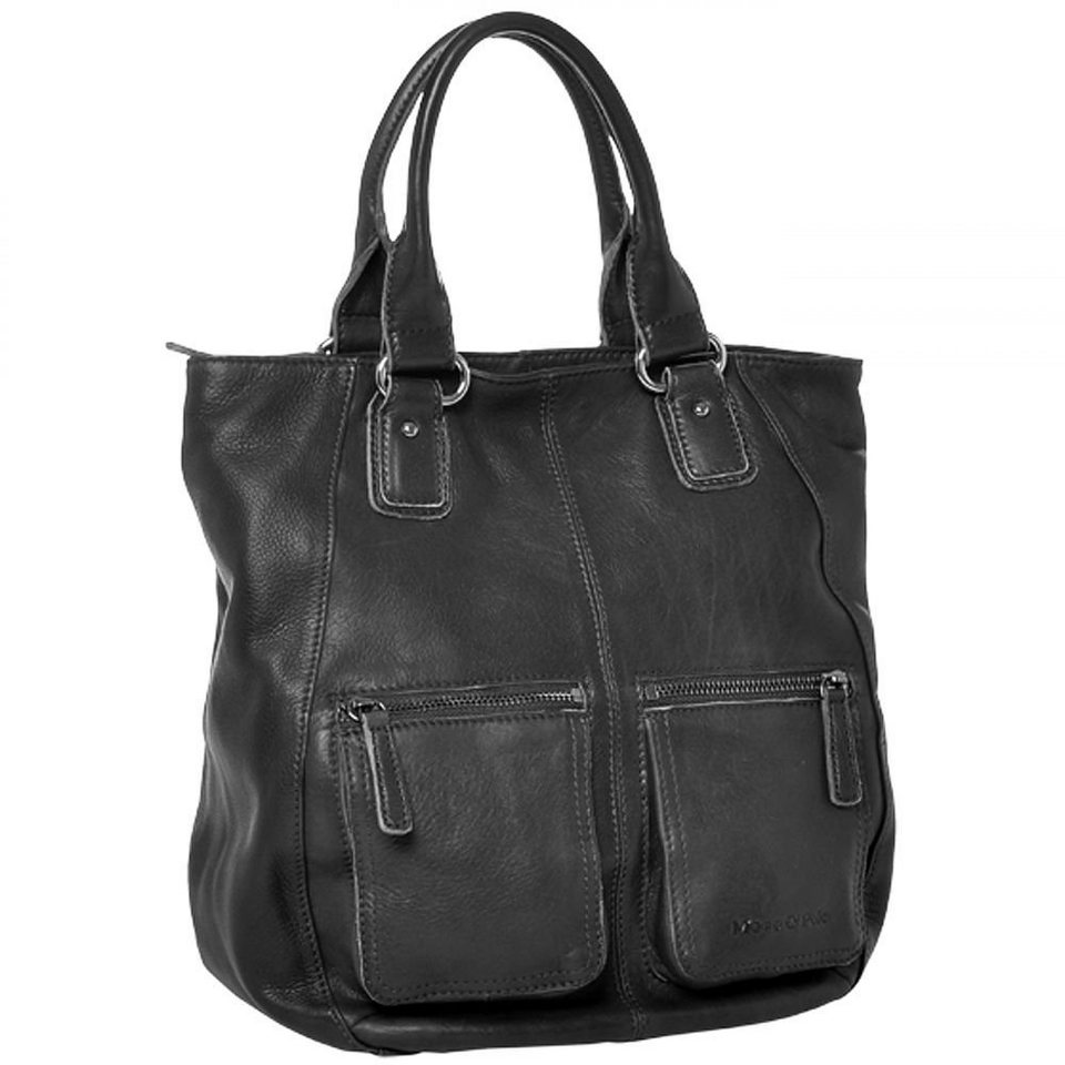 marc o 39 polo cecilia henkeltasche shopper leder 27 cm. Black Bedroom Furniture Sets. Home Design Ideas