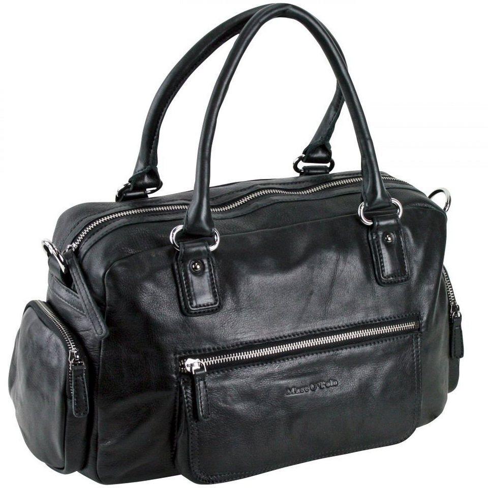 Marc O Polo Cecilia Henkeltasche Bowling Bag Leder 35 Cm Online