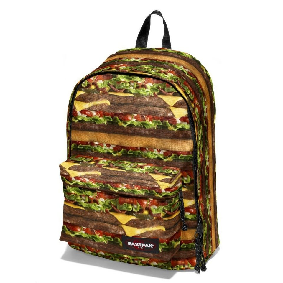EASTPAK Eastpak Authentic Collection Out of Office Rucksack 44 cm Lapto in hungry henry