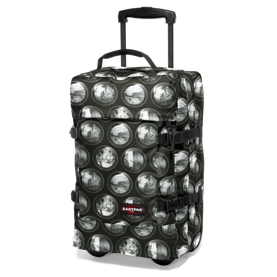 Eastpak Eastpak Authentic Collection Tranverz S Double-Deck 2-Rollen Rei in time of your life