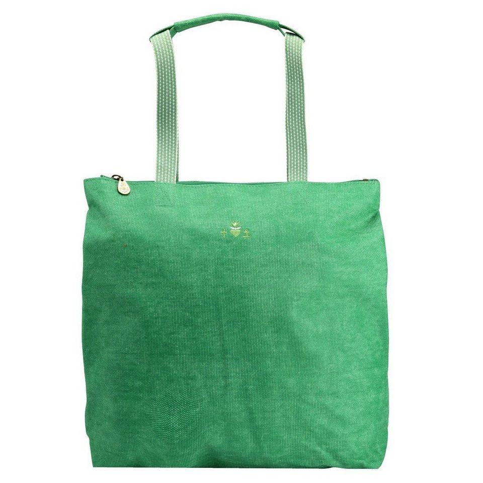 Blutsgeschwister Blutsgeschwister Kötbullar Shopper Tasche 34 cm in fen green