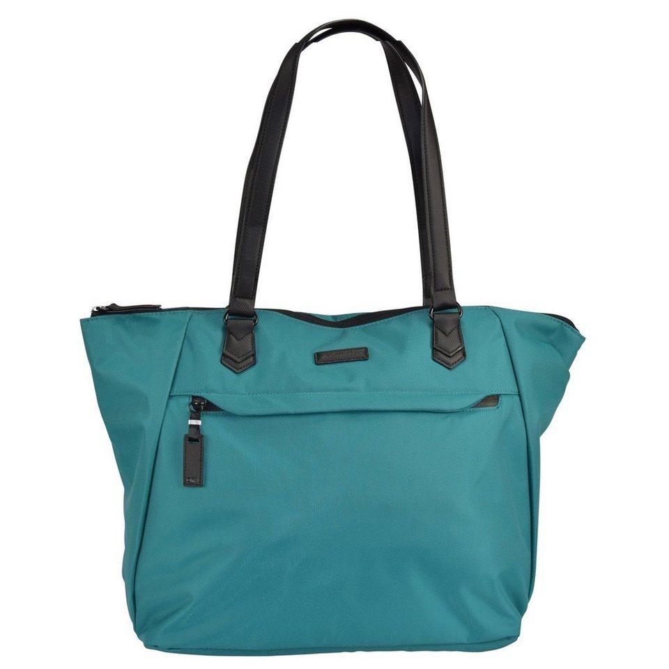 RONCATO Roncato Diva Shopper Tasche 50 cm in smeraldo