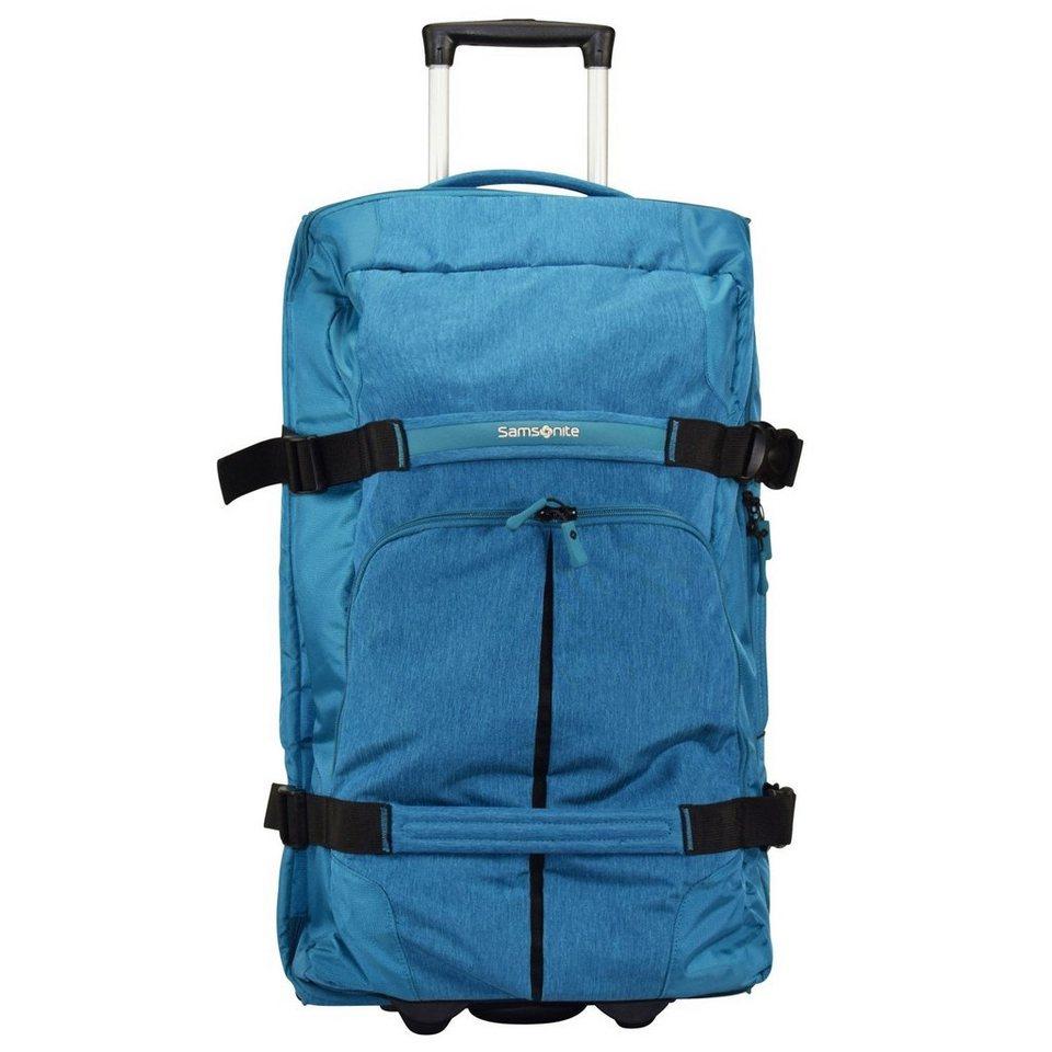 Samsonite Rewind 2-Rollen Reisetasche 82 cm in turquoise