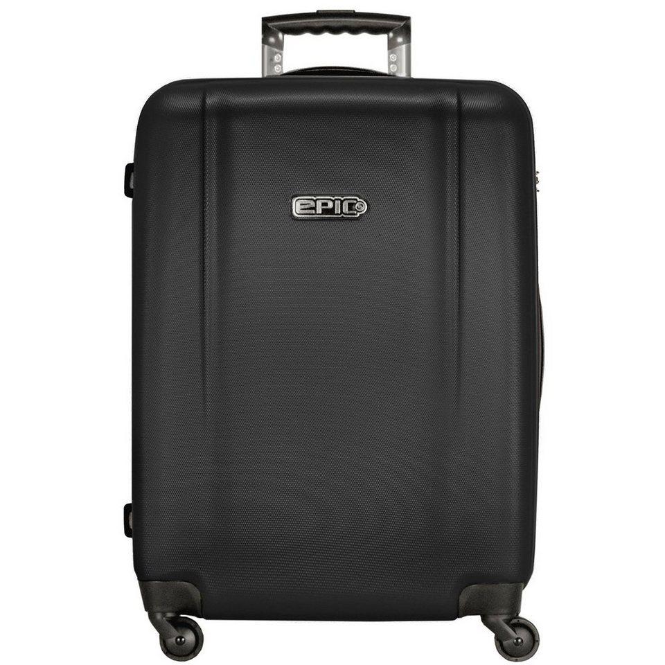 EPIC Pop 4X III 4-Rollen Trolley 75 cm in black