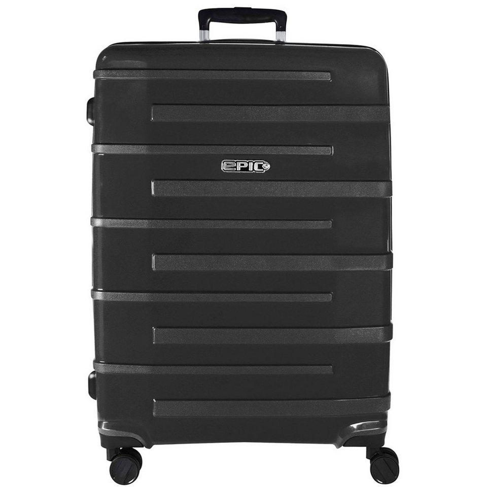 EPIC Neo-X Ultra 4-Rollen Trolley 75 cm in black