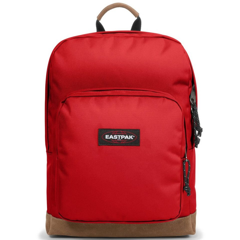 EASTPAK Eastpak Authentic Collection Houston Rucksack 42 cm Laptopfach in apple pick red