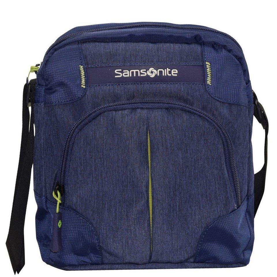 Samsonite Samsonite Rewind Umhängetasche 20 cm in dark blue
