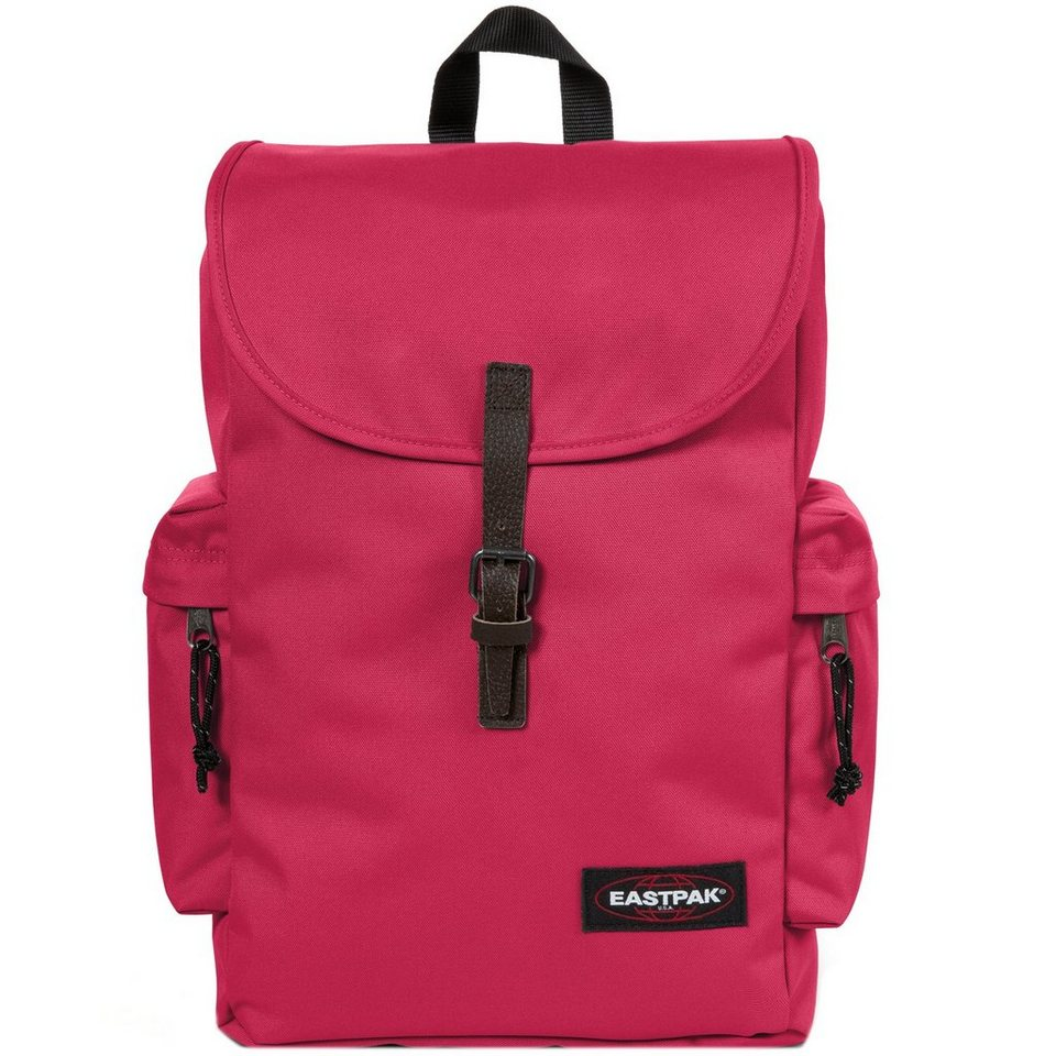 EASTPAK Eastpak Authentic Collection Austin Rucksack 42 cm Laptopfach in one hint pink
