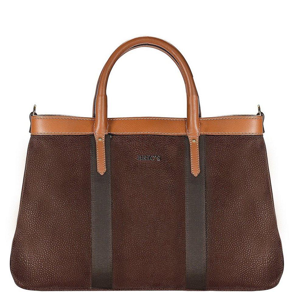 Bric's Bric's Life Shopper Tasche 36 cm in brown