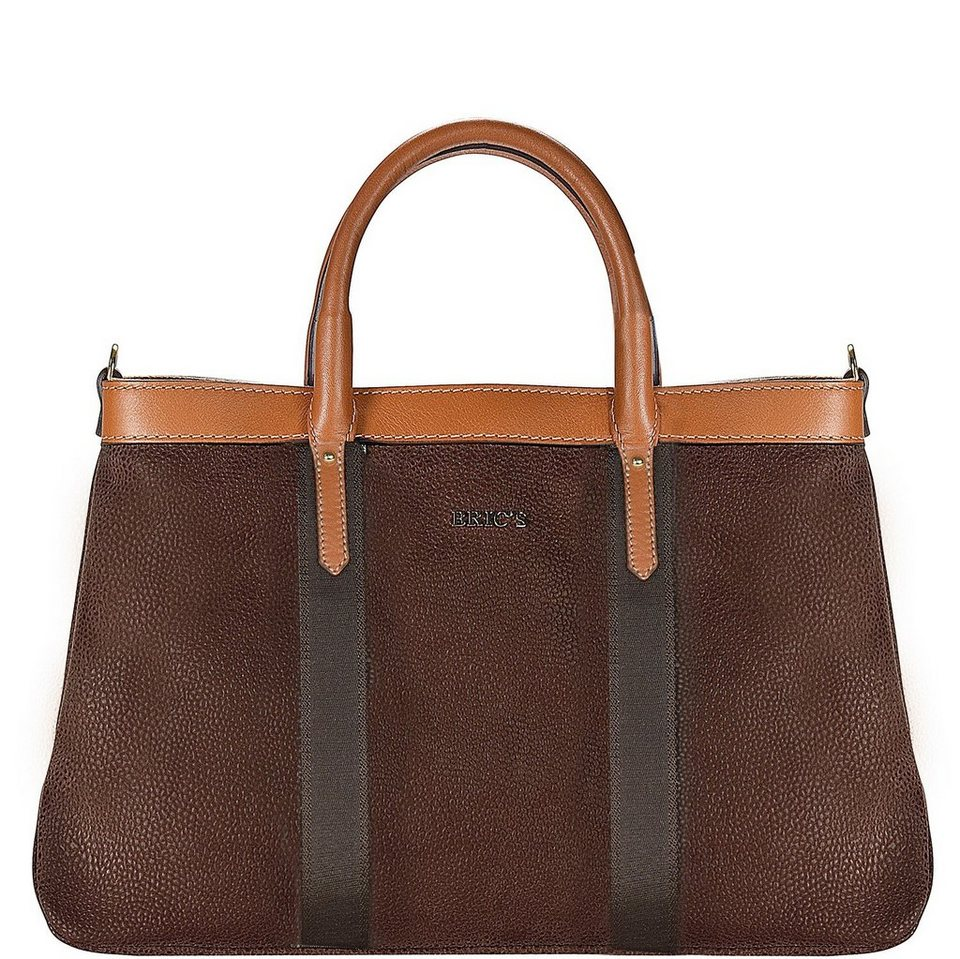Bric's Life Shopper Tasche 36 cm in brown