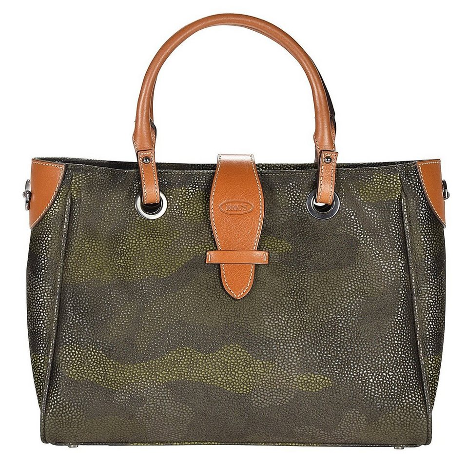 Bric's Life Shopper Tasche 31 cm in military