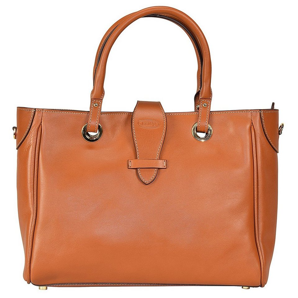 Bric's Bric's Life Pelle Shopper Tasche Leder 31 cm in leather