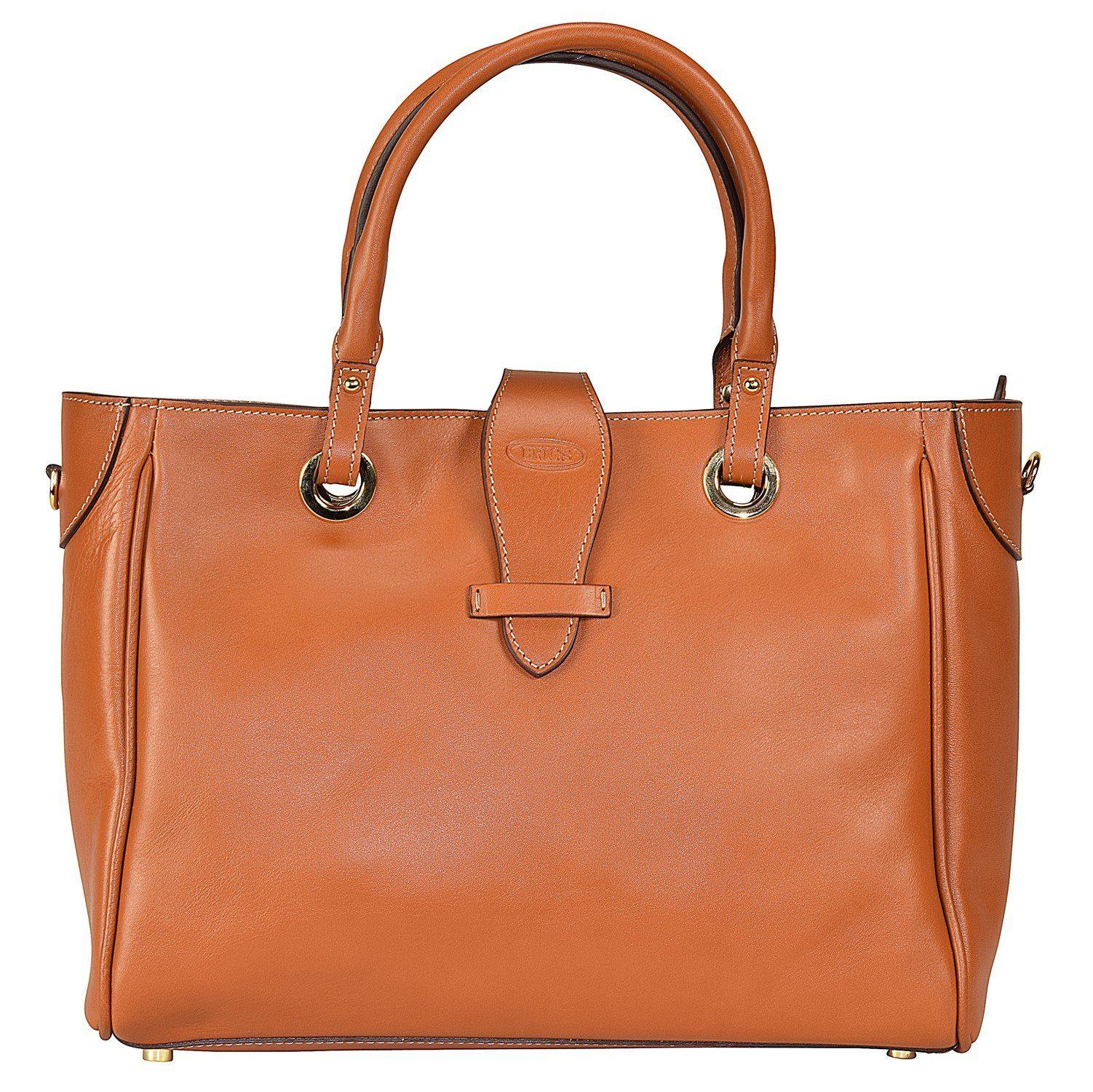 Bric's Life Pelle Shopper Tasche Leder 31 cm