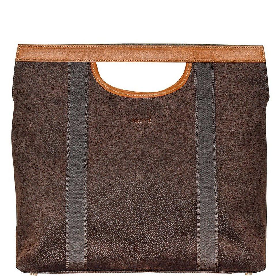 Bric's Bric's Life Handtasche 36 cm in brown