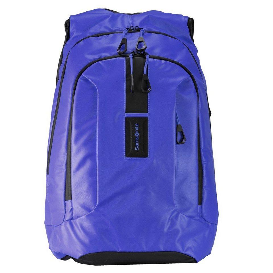 Samsonite Paradiver Light Rucksack 45 cm Laptopfach in blue