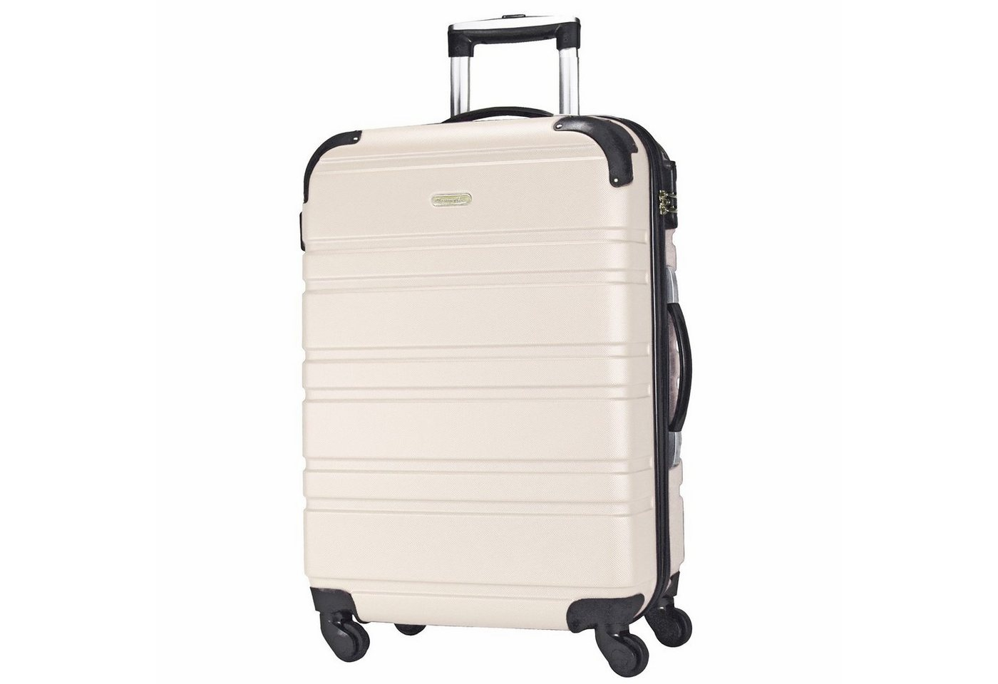 CHECK.IN® Paradise Miami 4-Rollen Trolley 76 cm | Taschen > Koffer & Trolleys > Trolleys | CHECK.IN®