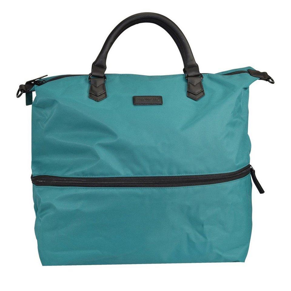 Roncato Roncato Diva Shopper Tasche 36 cm in smeraldo