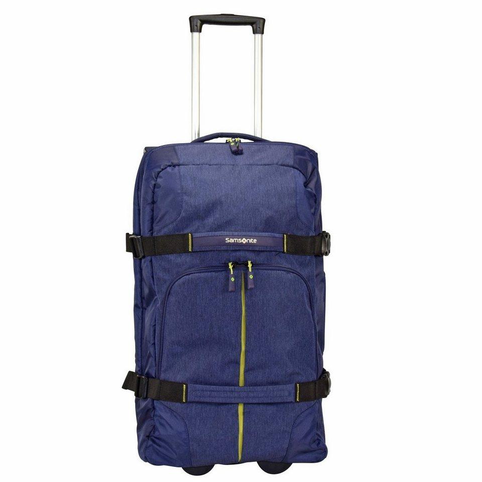 Samsonite Samsonite Rewind 2-Rollen Reisetasche 68 cm in dark blue