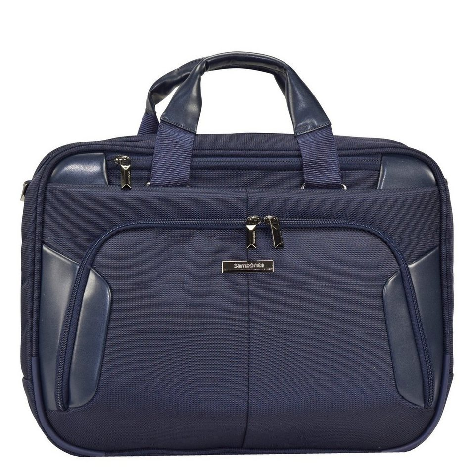 Samsonite Samsonite XBR Aktentasche 44 cm Laptopfach in blue