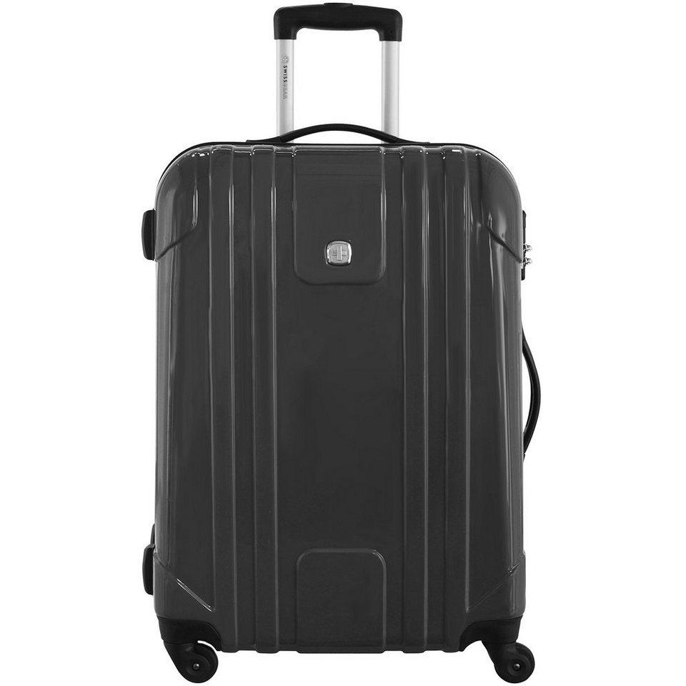 Wenger Wenger Luggage Reisegepäck PC Lite 4-Rollen Trolley 66 cm in schwarz