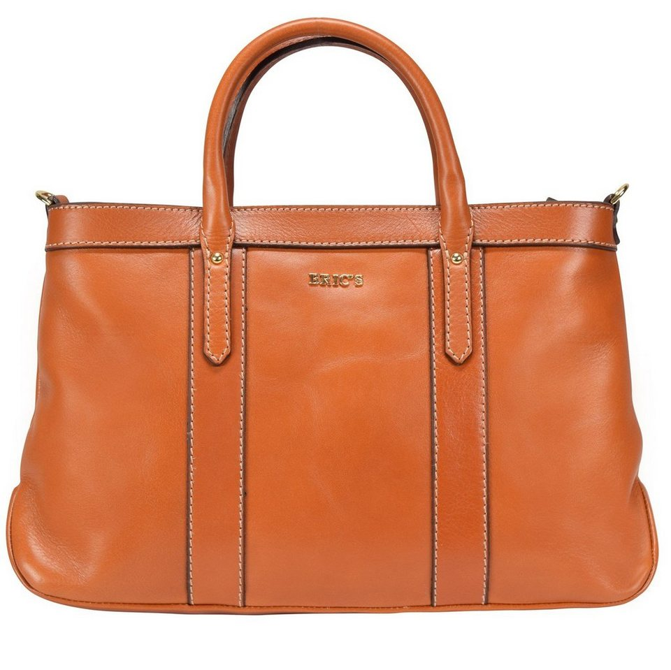 Bric's Life Pelle Shopper Tasche Leder 36 cm in leather