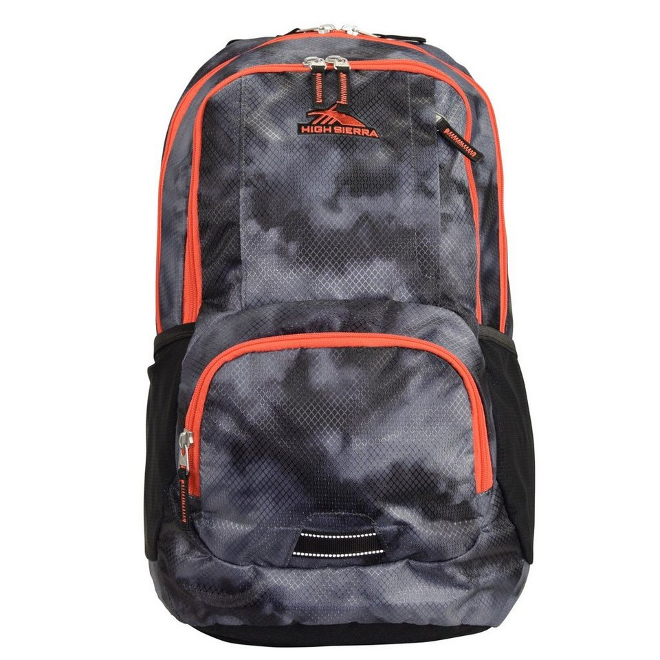 High Sierra High Sierra Sportive Packs Livonia Rucksack 48 cm Laptopfach in storm grey
