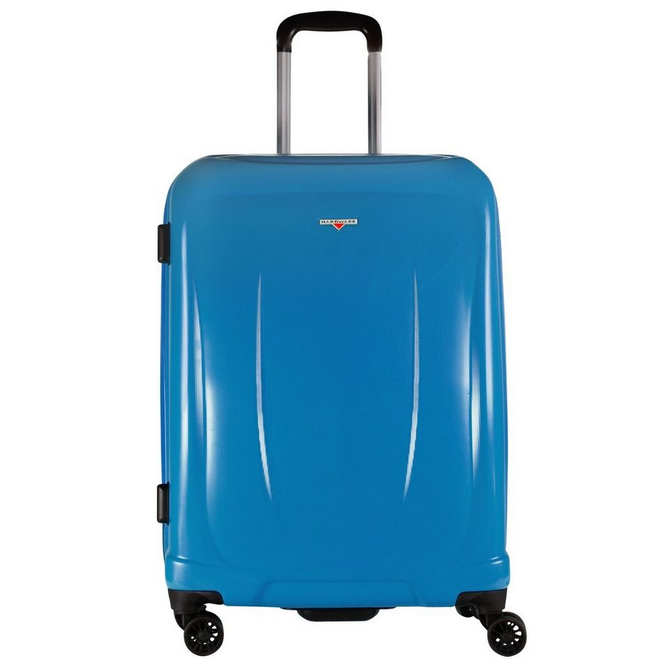 Hardware Hardware Cloud 16 4-Rollen Trolley M 64 cm in denim blue
