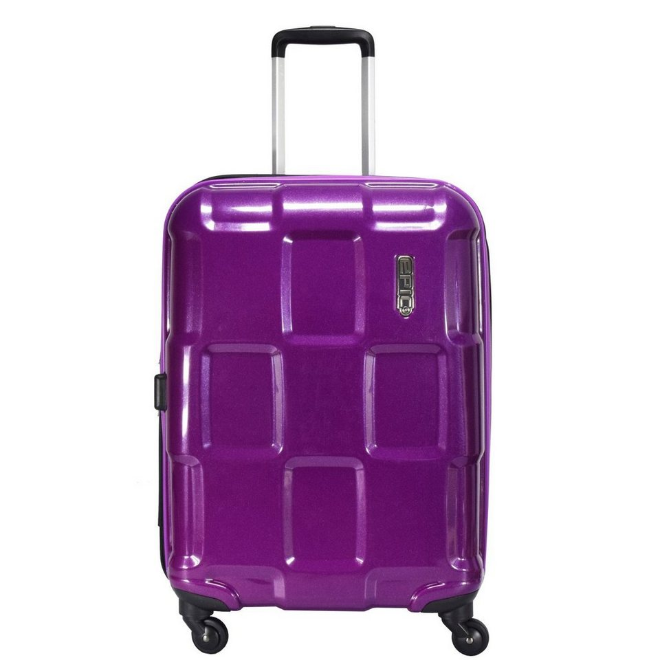 Epic Epic Crate ex 4-Rollen Kabinentrolley 55 cm in purple passion
