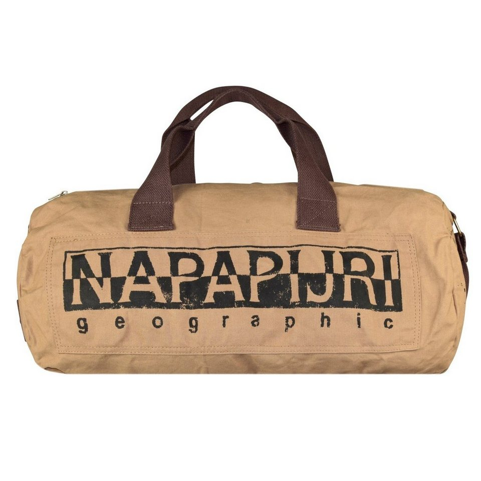 Napapijri Saharian Reisetasche Sporttasche 60 cm in desert beige