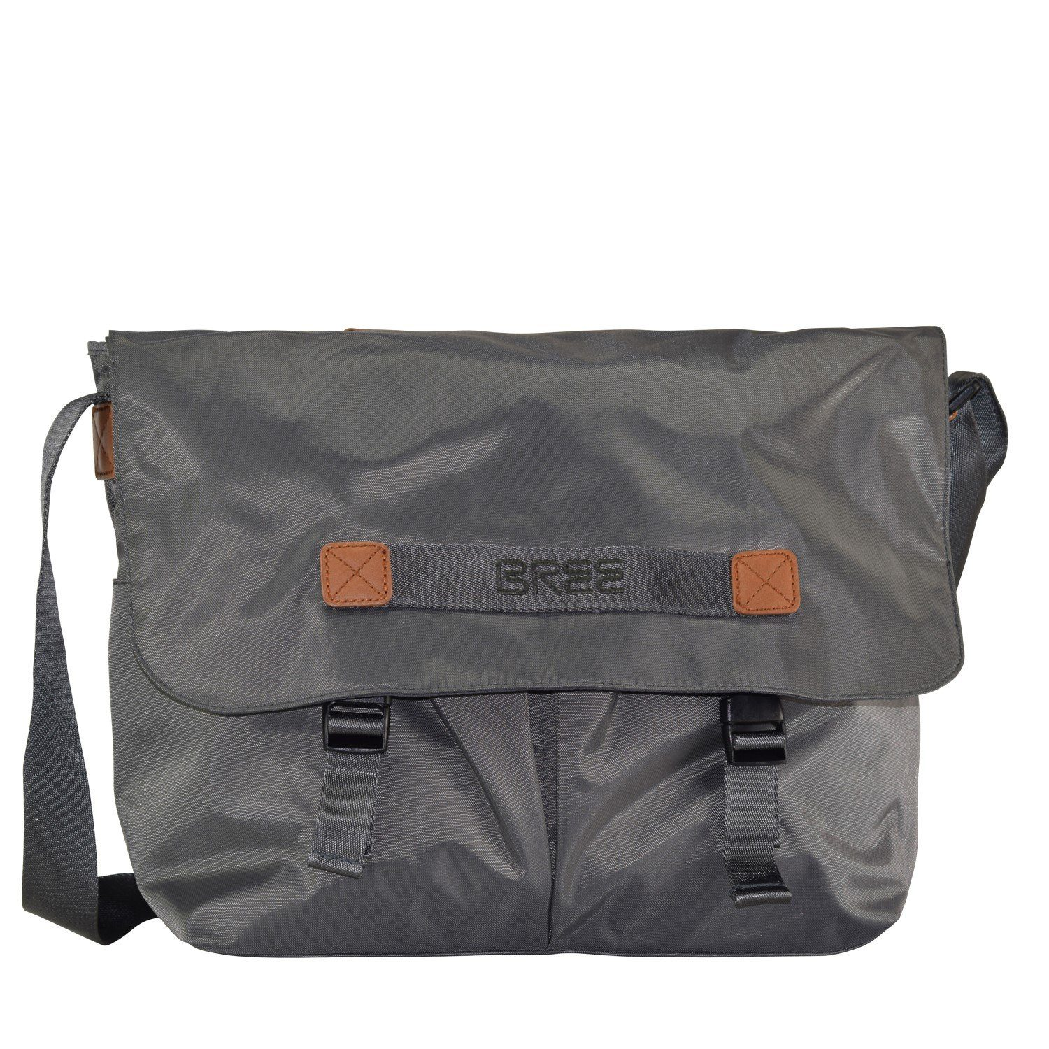 BREE Cabrio NEW 2 Messenger Umhängetasche 34 cm