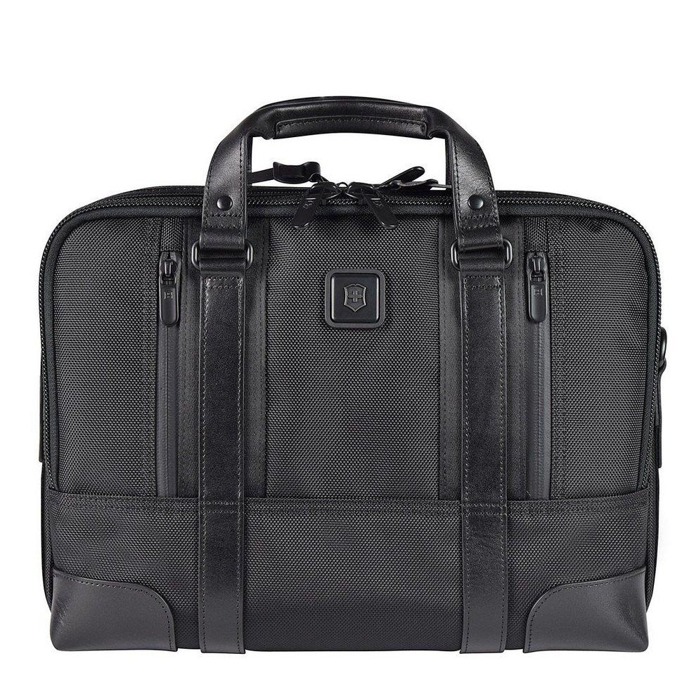 Victorinox Lexicon Professional Aktentasche 38 cm Laptopfach in schwarz