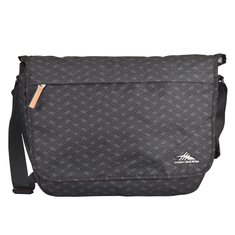 High Sierra Urban Packs Napels2 Messenger 44 cm Laptopfach