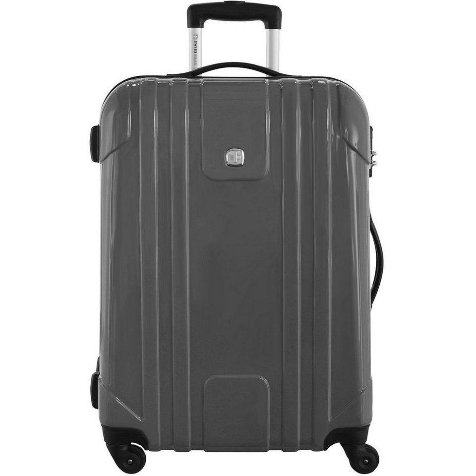 Wenger Luggage Reisegepäck PC Lite 4-Rollen Trolley 75 cm in grau