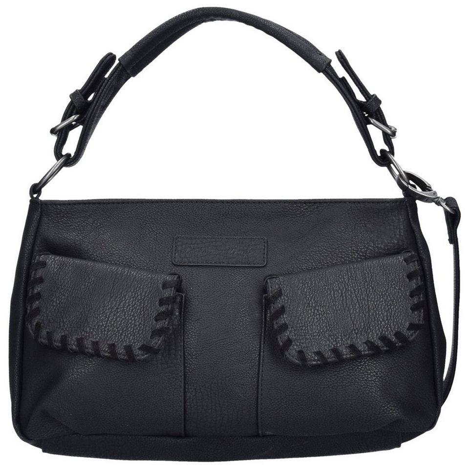 Fritzi aus Preußen Amina Berlin Handtasche 36 cm in black