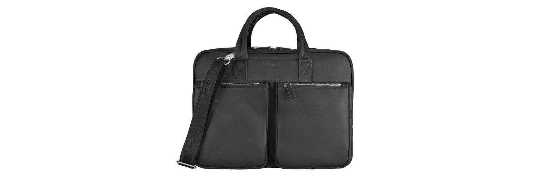 Freies Verschiffen Verkauf Online Billig Authentisch Auslass Bugatti Sartoria Aktentasche Leder Laptopfach 40 cm Für Billig Zu Verkaufen Billige Sammlungen Billig Heißen Verkauf wTcDOVs