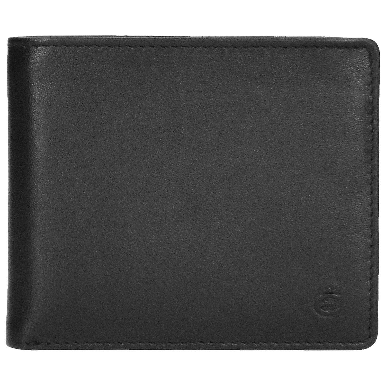 Esquire Compact Geldbörse Leder 11 cm