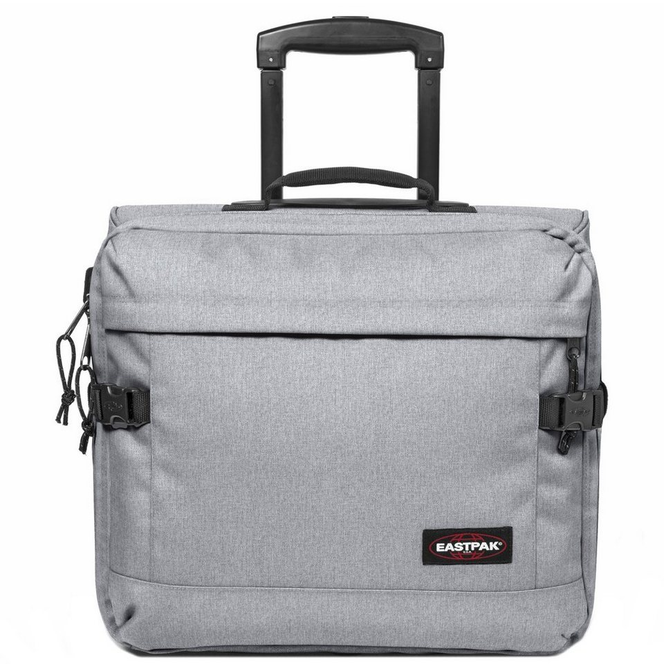 EASTPAK Authentic Collection Tranverz H 2-Rollen Trolley 40,5 cm in sunday grey