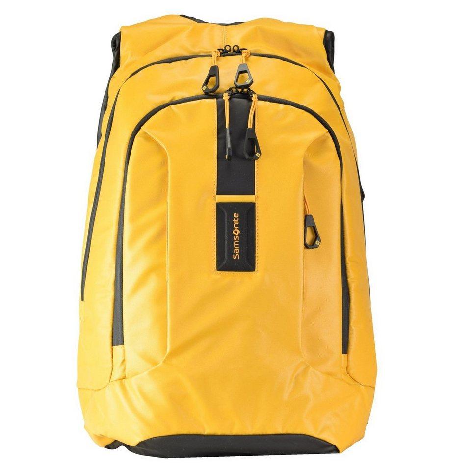 Samsonite Paradiver Light Rucksack 43 cm Laptopfach in yellow