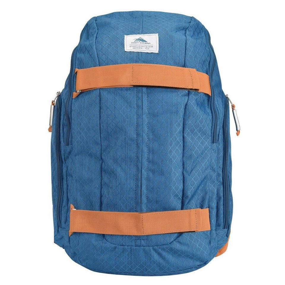 High Sierra Escape Packs Algiers Rucksack 48 cm Laptopfach in petrol blue