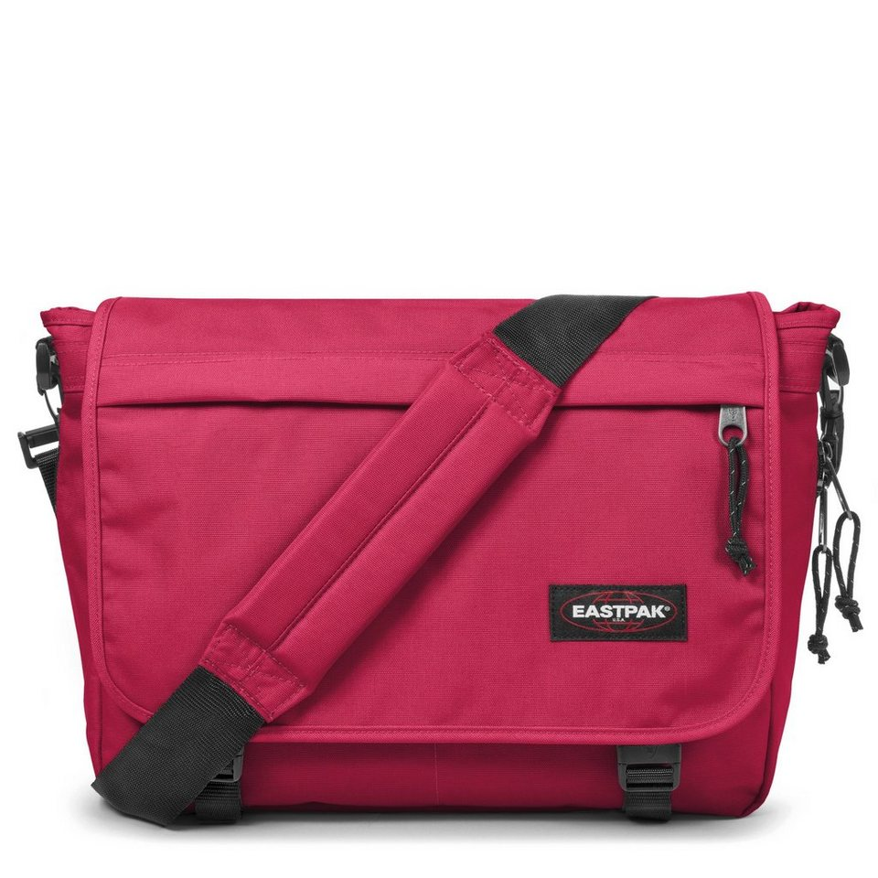 EASTPAK Authentic Collection Delegate 16 Messenger 38,5 cm in one hint pink
