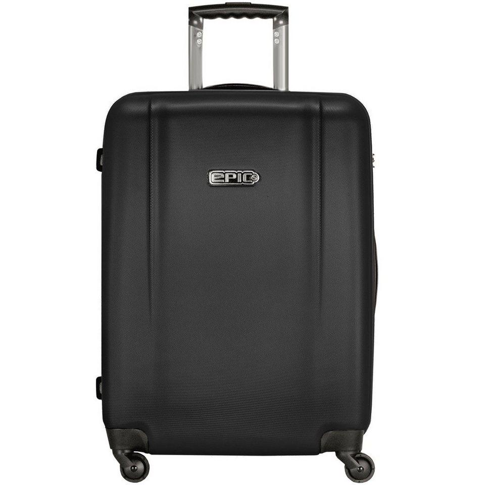 EPIC Pop 4X III 4-Rollen Trolley 65 cm in black